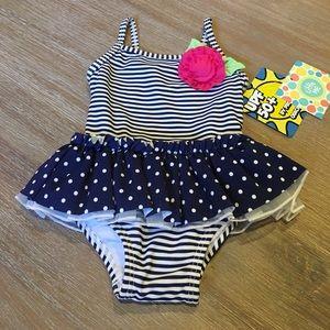 NWT!!  Little Me Bathing Suit